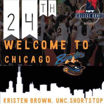 Congratulations, Kristen Brown!